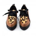 "FashionTV ""Wild Leopard"" Sneakers"